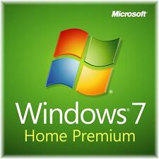 Microsoft Windows 7 Home Premium 32-bit SP1 GERMAN 1 PC GFC-02025 & AMD A4-3300