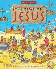 Look Inside: The Time of Jesus: A Lift-the-Flap Discovery Book (Look Inside: a L