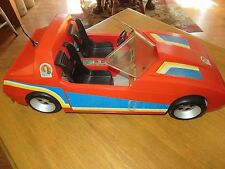 VINTAGE RARE KENNER BIONIC WOMAN SPORTS CAR JAMIE SOMMERS SIX MILLION DOLLAR MAN