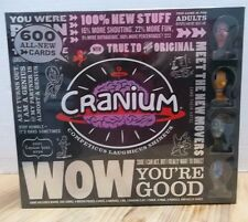 New! CRANIUM WOW YOU'RE GOOD Board Game Copyright 2007 Adults