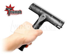 """Triumph 6"""" MK2 Straight Scraper for Window Film Tint Glass Paint Tile Cleaning"""
