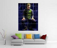 THE JOKER DARK KNIGHT BATMAN HEATH LEDGER DC PHOTO PRINT POSTER