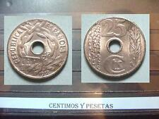 CyP Moneda 25 Centimos del 1938