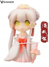 Hobby Max Vsinger Mini Desktop Language of Flowers VOCALOID Luo Tianyi Figure