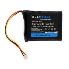 2x batería para TomTom One XL/One v2/v3   40200   3,7v/1300 mah Li-ion