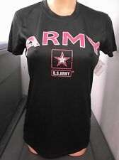 Womens Licensed US Army Shirt New Size M Benefits US Veterans