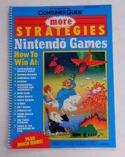 Spieleberater - More Strategies for NES Games (ENGLISCH) (stark gebraucht)