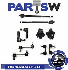 10 Pc Suspension Kit for Geo Prizm & Toyota Corolla 1993-1995 Lower Ball Joints