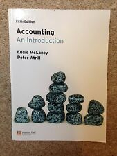 Accounting: An Introduction - Fifth Edition