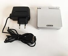 GAME BOY ADVANCE SP - PAL - COMPLETO DI CARICABATTERIE E GIOCHI
