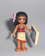 LEGO Disney - Vaiana (41150) - Figur Minifig Boot Insel Girls Moana Maui 41150