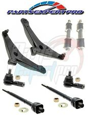 2002-07 MITSUBISHI LANCER CONTROL ARMS SWAY BAR LINK KIT TIE ROD & RACK END SET