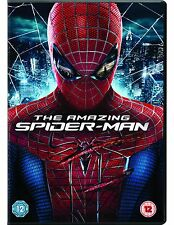 The Amazing Spider-Man (DVD, 2012)  Brand new and sealed