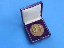 Alte Medaille DFB Deutscher Fußball Bund 1914 - 1924 sehr selten