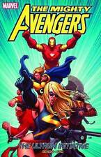 MIGHTY AVENGERS VOL. 1-4 TPB (Bendis, Cho, Secret Wars and More!)