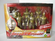 New! Ultraman series 50 Anniversary Ultra 6 Brothers Special Set F/S from Japan