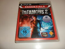 PlayStation 3 PS 3 Infamous 2 [] Essentials