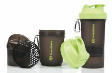 SMART-SHAKE Protein Shaker Bottle Mixer Shaker Cup SmartShake 600ml Mutant