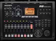 Zoom R8 Recorder/Interface/Controller/Sampler B-Stock with Full Warranty