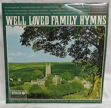 RECORD - WELL LOVED FAMILY HYMNS - SOUTHERN SINGERS OF THE SALVATION ARMY