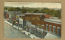 1910 Walnut Street,Colfax,Iowa IA,Lunch Room,Novelty Store,Furs,Henry George pc