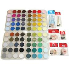 PANPASTELS - Artist Quality for drawing crafting - DELUXE SET OF ALL 80 COLORS
