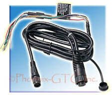 GARMIN GPSMAP 521s 525s 526s 530s 531s 535s 536s POWER/DATA CABLE - 010-10918-00