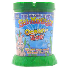 The Amazing Sea Monkeys Ocean Zoo -  Green Aquarium.
