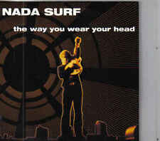 Nada Surf-The Way You Wear Your Head Promo cd single