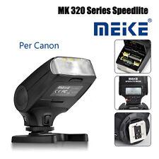 Flash Meike MK-320 E-TTL Speedlite HSS Master per Canon Eos  600D 550D 500D 450D