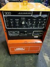 Airco 300 AC DC Square Wave Welder High Frequency Intensity