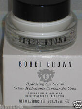 NIB Bobbi Brown 0.5oz/15ml Hydrating Eye Cream, FULL SIZE