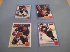 1995/96 Bowman Ottawa Senators Team Set Daniel Alfredsson