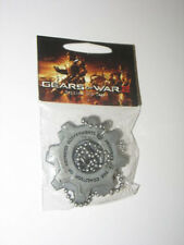 Gears of War 2 Metal Cog Tags very Rare New