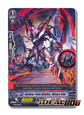 Cardfight Vanguard  x 4 Hollow Twin Blades, Binary Star - TD11/009EN - TD Mint