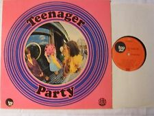Teenager Party - Kinderlieder In Pop-Rhythmen - LP 1970 D - Top Five 4045 ST