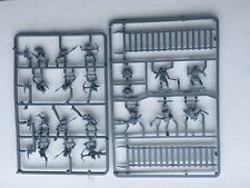 Brand  New Warhammer Lord of the Rings 5 urakhai & 12 Goblin figures to paint