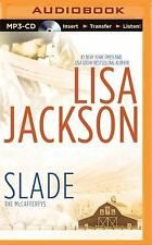 The Mccaffertys: Slade 3 by Lisa Jackson (2015, MP3 CD, Unabridged)