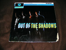 Shadows   Vinyl   LP   Out   Of  The  Shadows   1962   1st   Issue  Green  Label