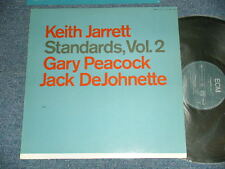 KEITH JARRETT Japan 1985 NM LP STANDARDS, VOL.2