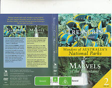 Wonders of Australia's National Parks-2007-Treasures/Marvels-Reader's Digest-DVD