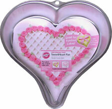 WILTON SWEETHEART VALENTINE CAKE PAN NEW! #2105-1197 FREE SHIPPING!