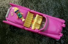 Vintage 1995 Polly Pocket Bluebird Pool Party on the Go w/Polly Doll