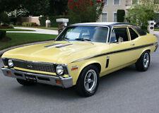 Chevrolet: Nova A/C - 2K MI