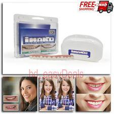 Cosmetic Teeth Snap On Secure Smile Instant Veneers Dental False Natural Cover