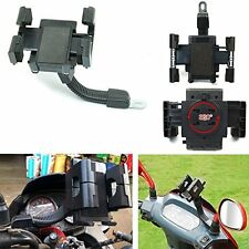 Flexible Cycle Bike MOBILE Holder GPS Holder Motorcycle Rear View Mirror Mount