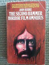 THE SECOND HAMMER HORROR FILM OMNIBUS - John Burke - Pan Paperback