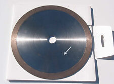 "NEW Diamond Sintered Lapidary Trim Saw Blade 6"" Diam 5/8"" arbor"