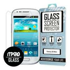 For Samsung Galaxy S3 S III Mini Tempered Glass Clear HD Screen Protector Cover