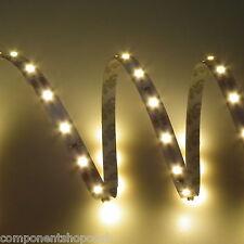 0.5-5m RGB Impermeable Tira Flexible de iluminación 150-600 LED 3528 5050 SMD 12v